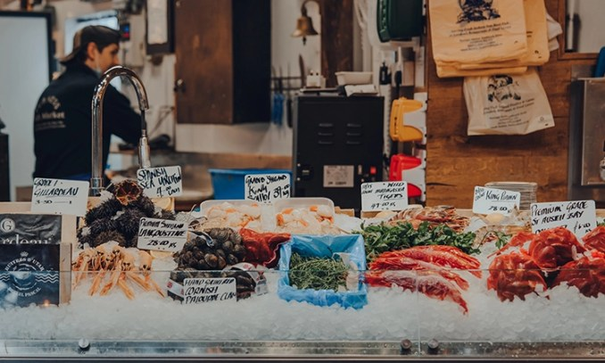 local seafood networks