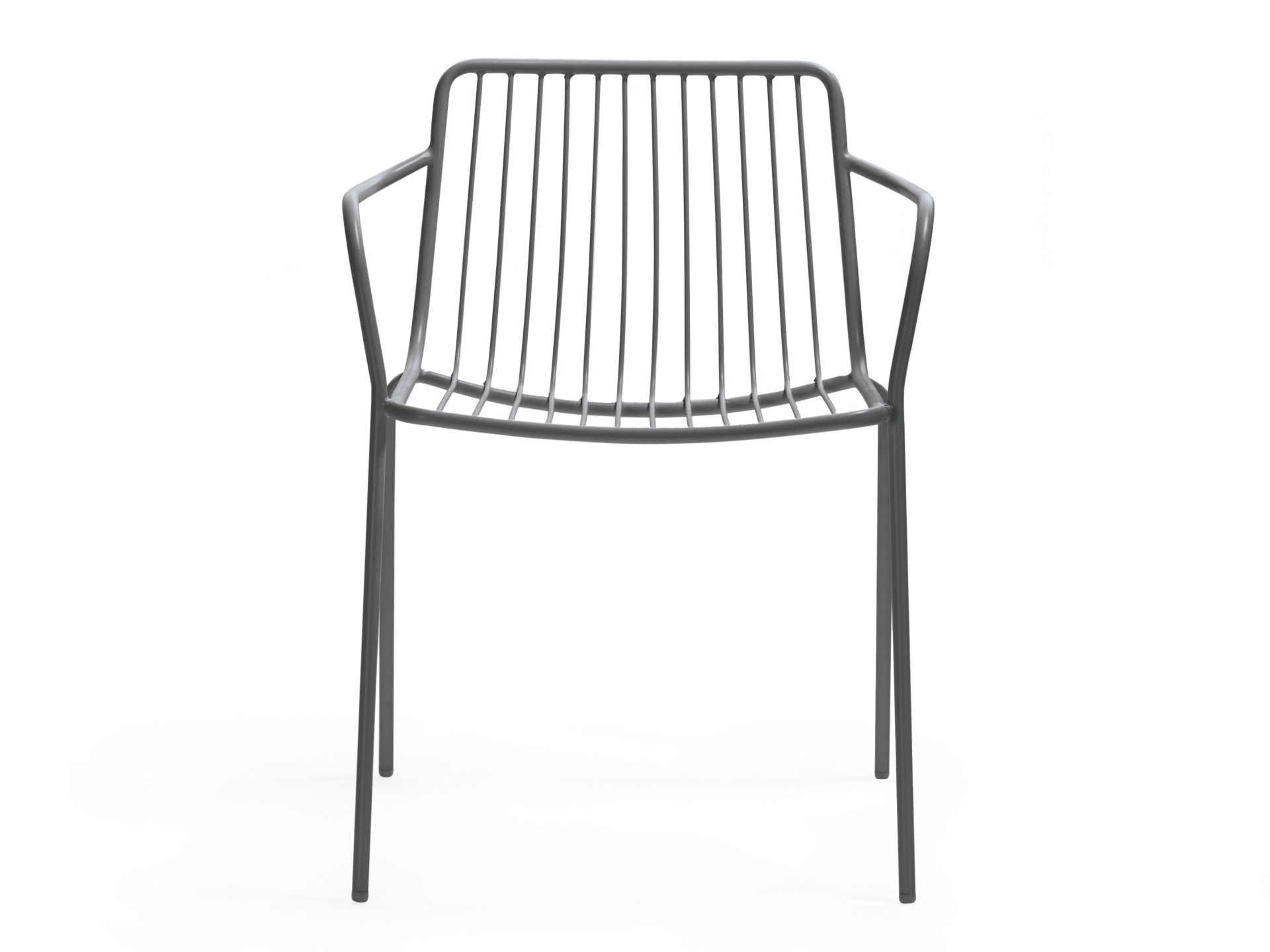 Pedrali Chair Nolita Grey Dark