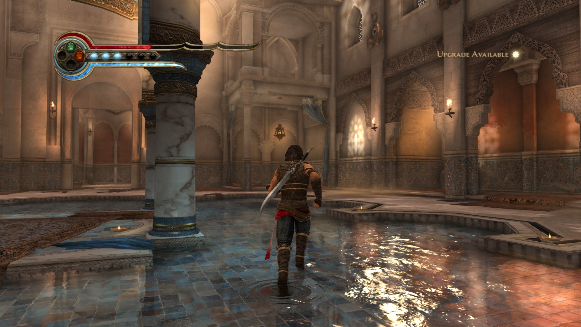 Prince Of Persia The Forgotten Sands Screenshots Image