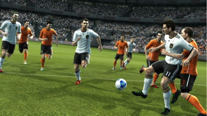 PES 2012 PS3 Screenshots - Image #6386 | New Game Network