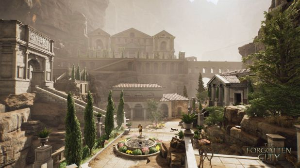 The Forgotten City game 2021