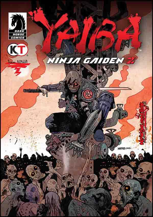 new ninja gaiden # 90