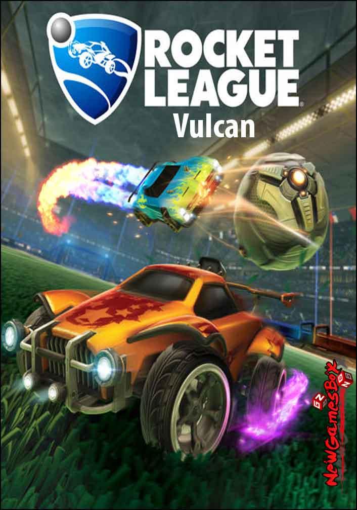 Rocket League Vulcan Free Download Full Version Setup