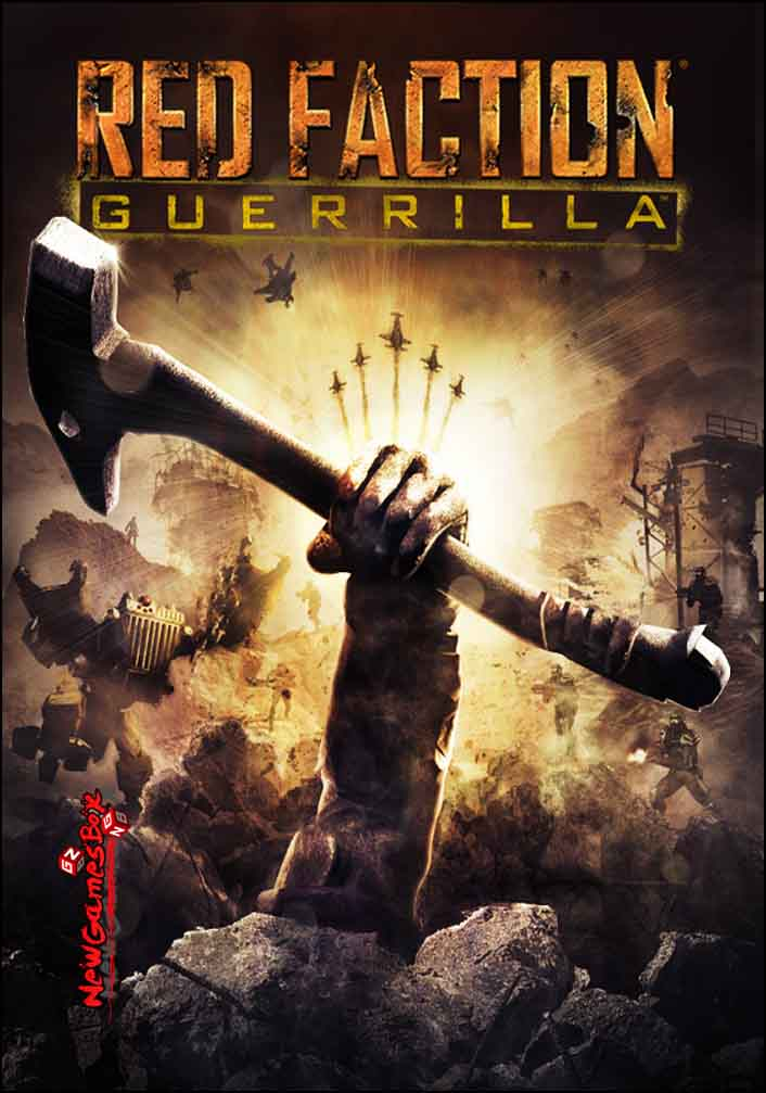 Red Faction Guerrilla Free Download Full Version Setup
