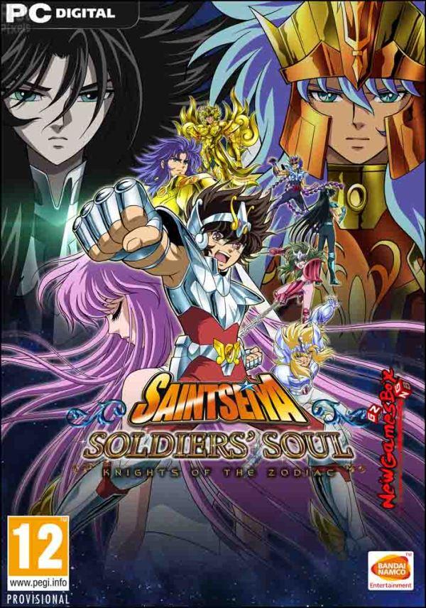Saint Seiya Soldiers Soul Download Free