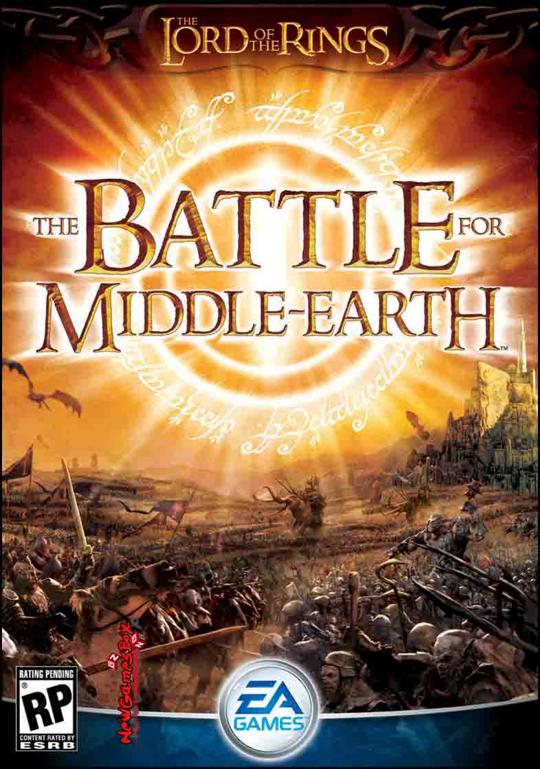 The Lord of the Rings The Battle for Middle-Earth Free Download