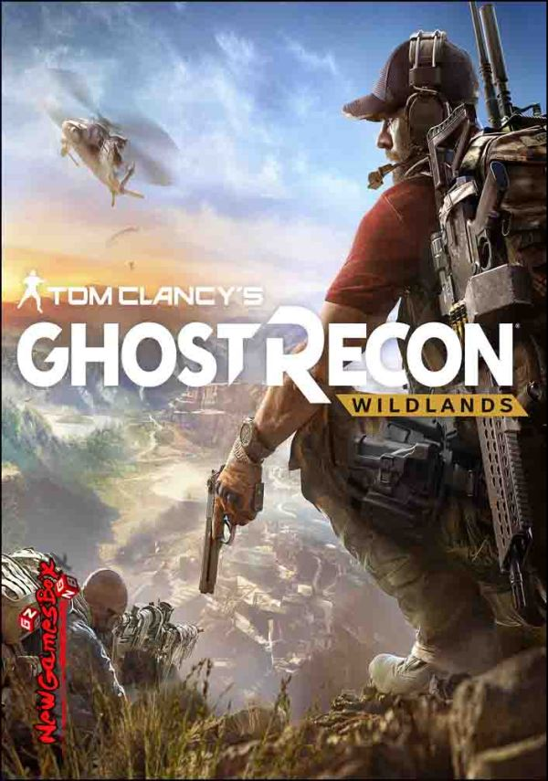 Tom Clancys Ghost Recon Wildlands Free Download Full Setup