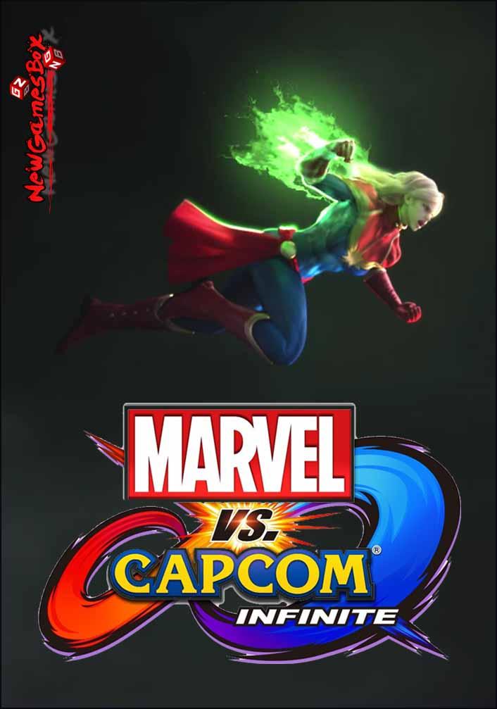 Marvel vs Capcom Infinite Download