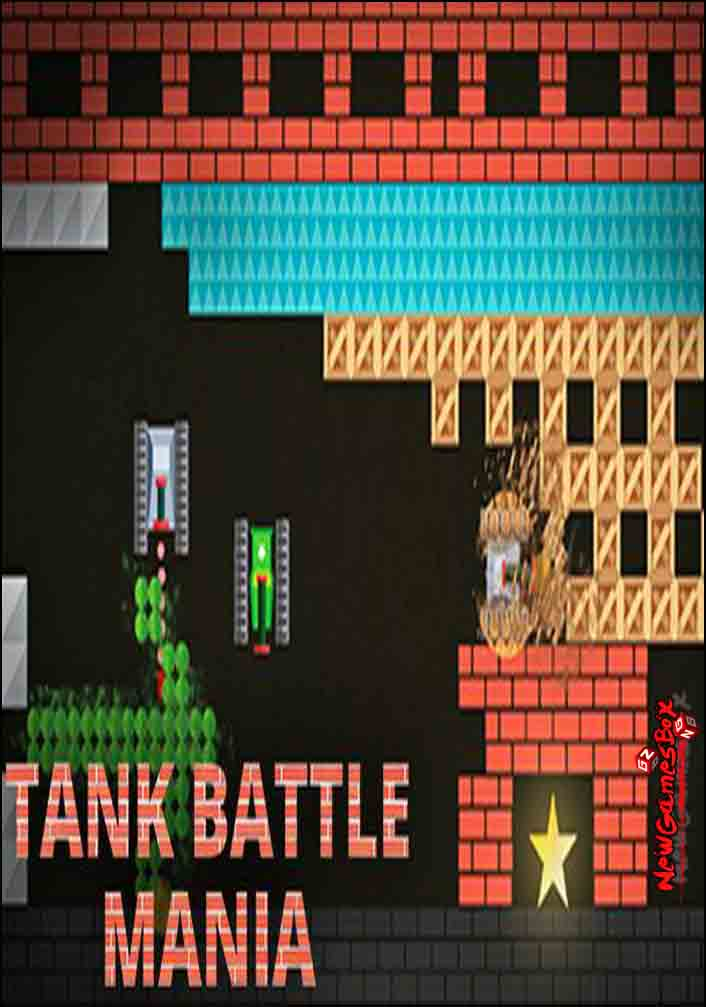 Tank Battle Mania Free Download