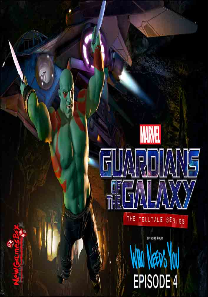 Marvels Guardians of the Galaxy Episode 4 Free Download