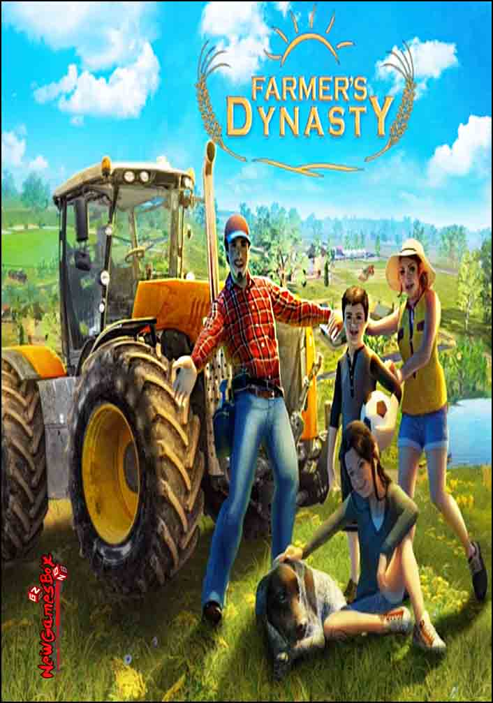 Farmers Dynasty Free Download Full Version PC Game Setup
