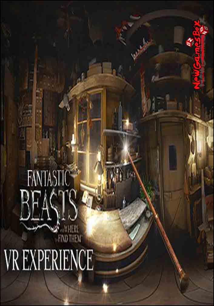 Fantastic Beasts And Where To Find Them VR Experience Free Download
