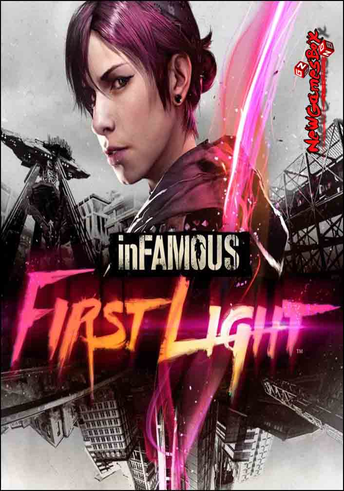 inFAMOUS First Light Free Download
