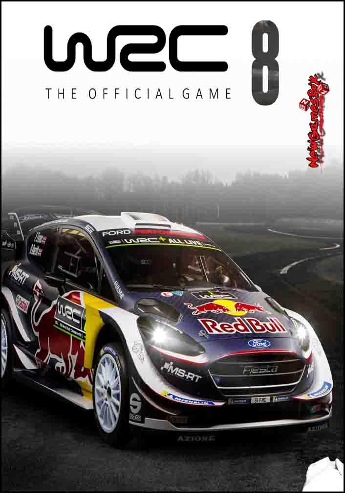 WRC 8 Free Download