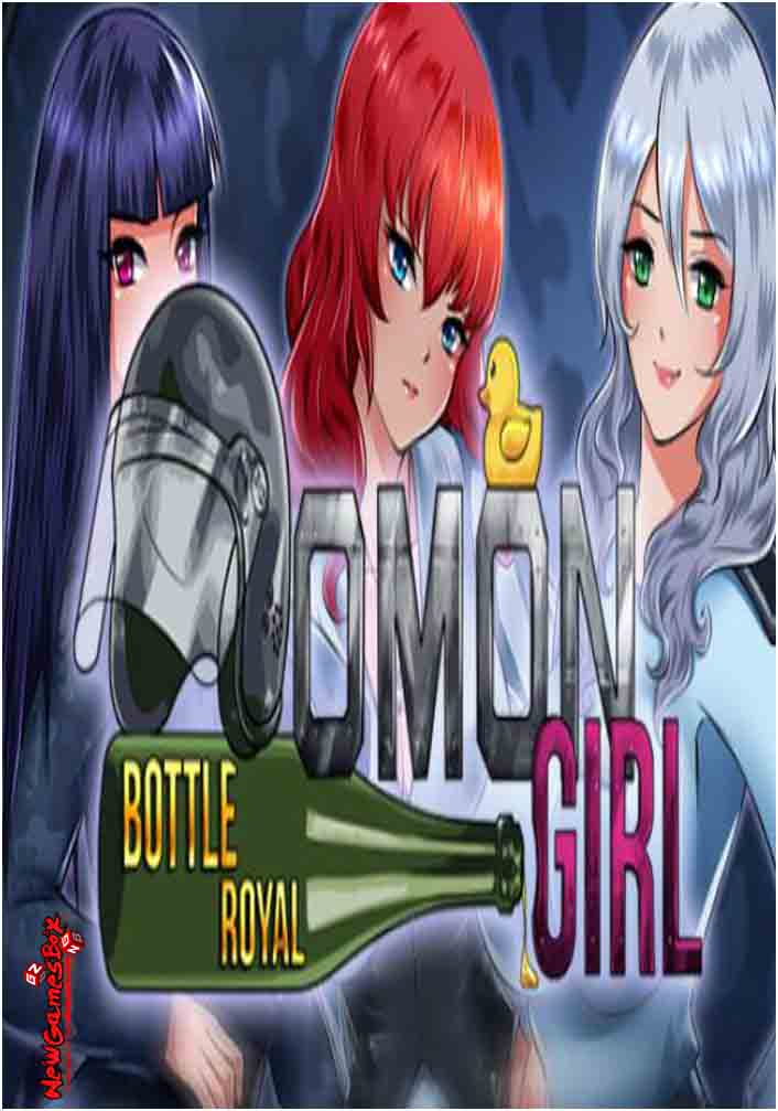OMON Girl Bottle Royal Free Download PC Game Setup