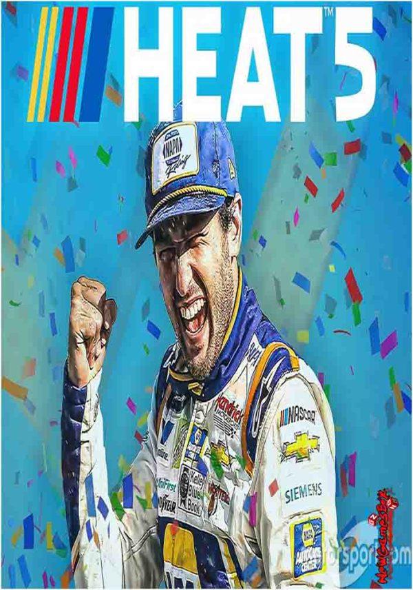 NASCAR Heat 5 Free Download Full Version PC Game Setup