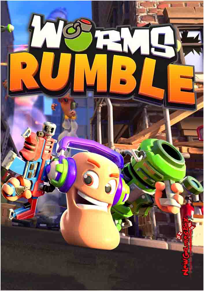 Worms Rumble Free Download Full Version PC Setup