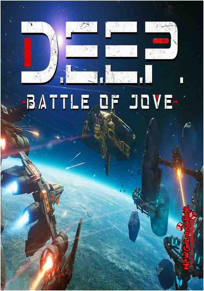 DEEP Battle Of Jove Free Download PC Game Setup