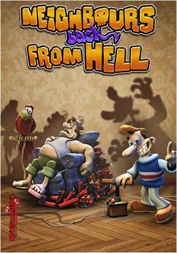 Neighbours Back From Hell Free Download PC Game Setup