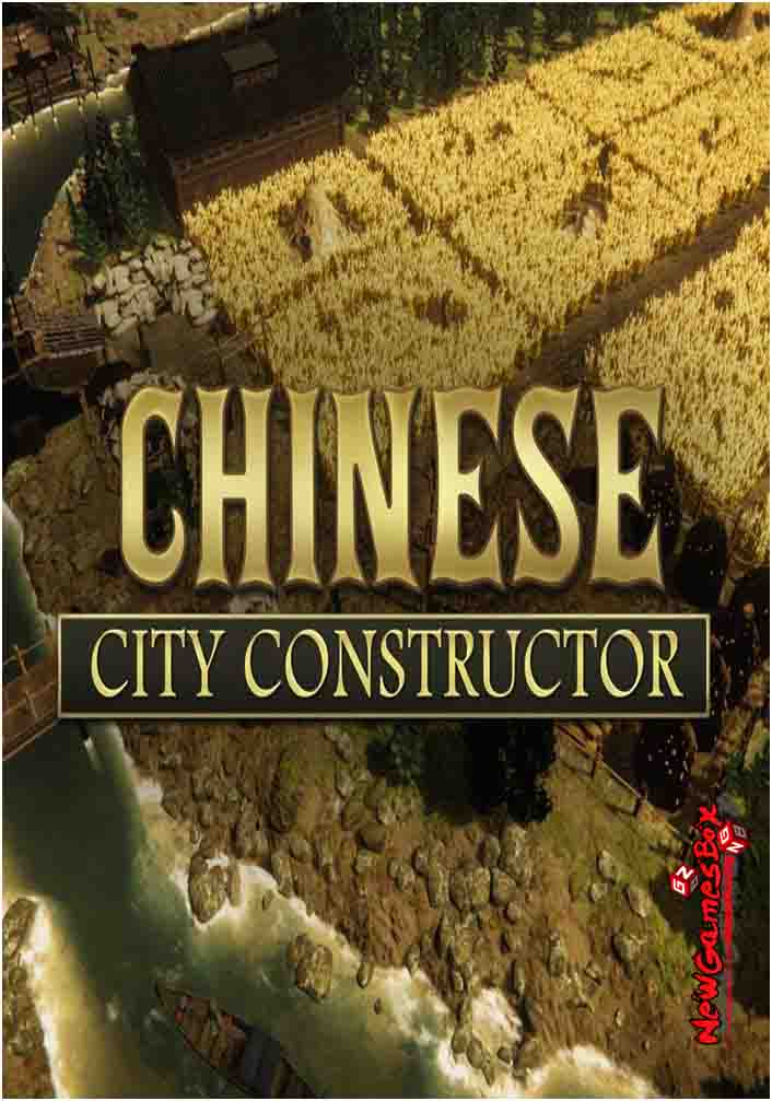 Chinese City Constructor Free Download PC Game Setup