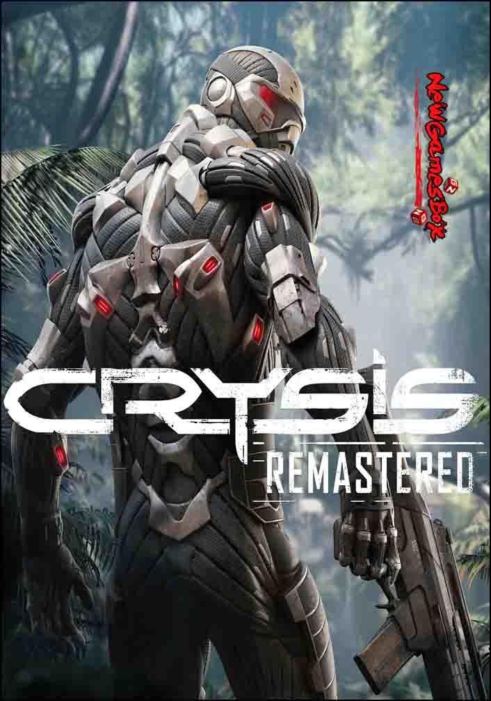 Crysis Remastered Free Download Full PC Game Setup