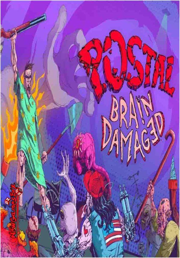 POSTAL Brain Damaged Free Download PC Game Setup