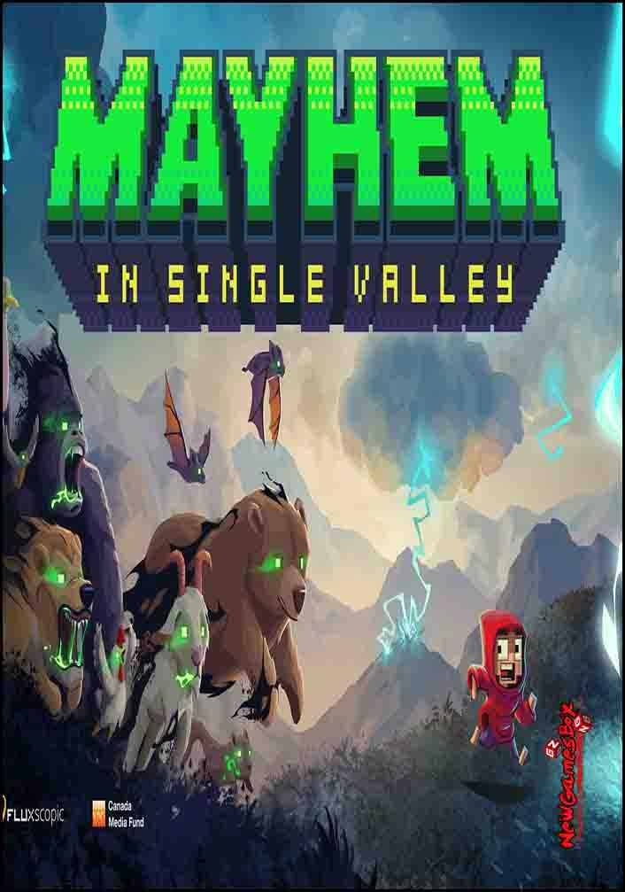 Mayhem In Single Valley Free Download PC Game Setup
