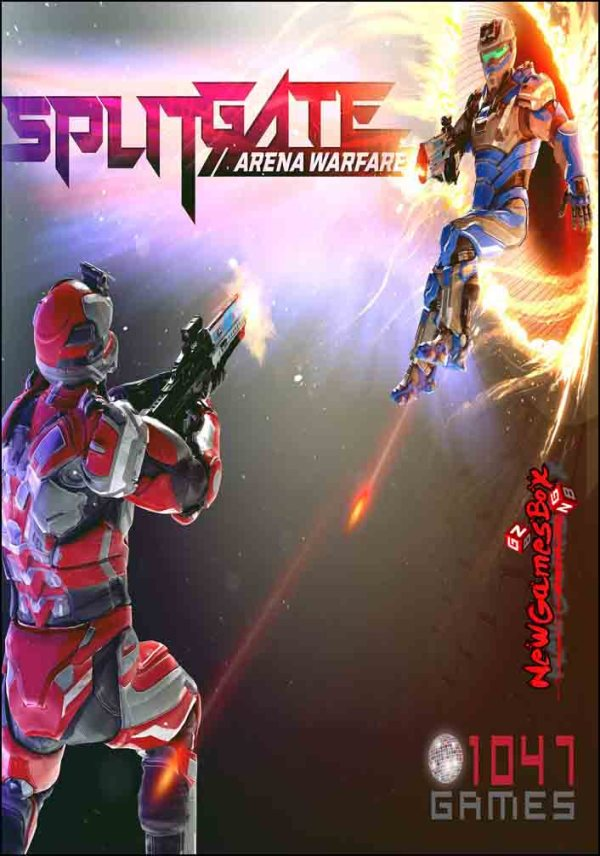 Splitgate Arena Warfare Free Download PC Game Setup
