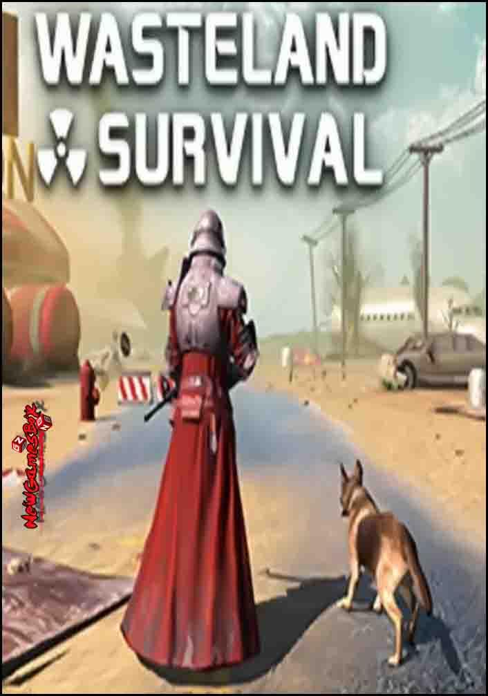 Wasteland Survival Free Download Full PC Game Setup