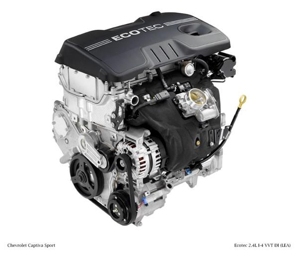 GM Engines, GM Crate Engines, New GM Engines | 12655766 24 Liter, 4 Cylinder, 146 CID