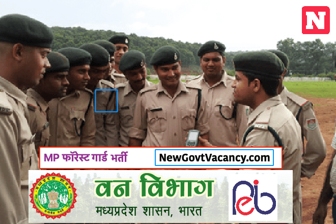MP Forest guard Recruitment
