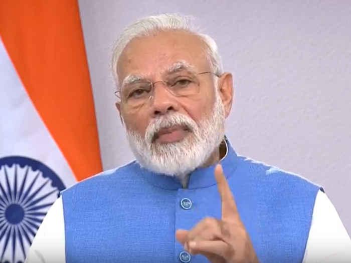 PM Modi on Korona