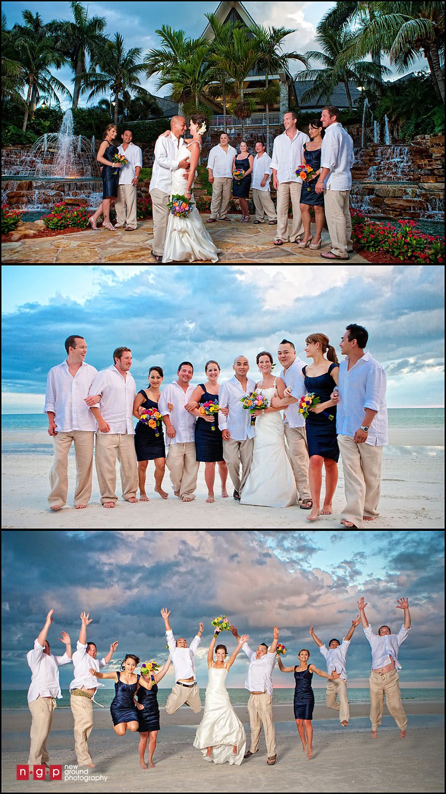 Marco Island Marriott Wedding Sarah Tony Marco Island Wedding Photographers Wedding