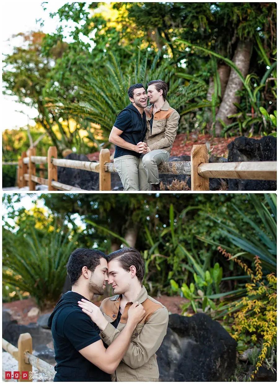 Naples Zoo Engagement Nik Carlos Naples Engagement