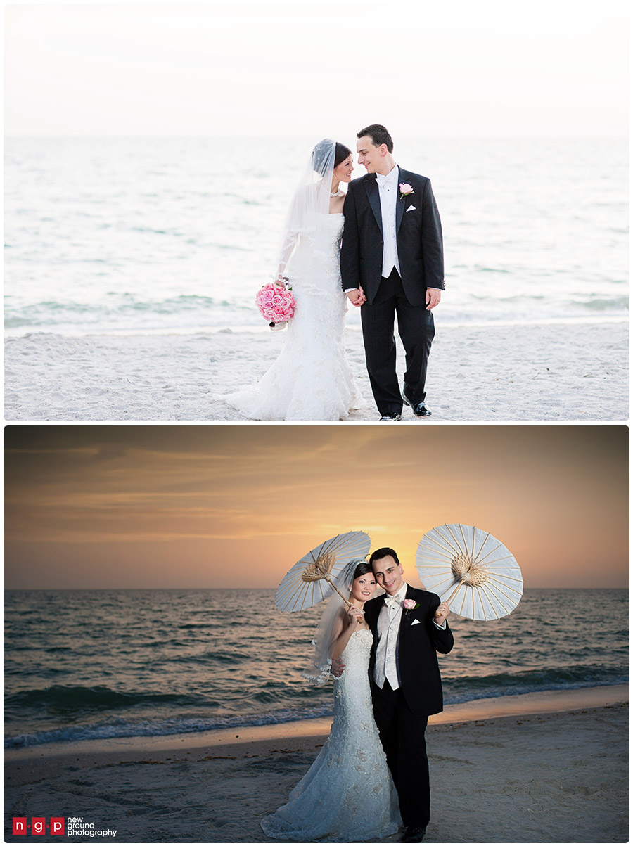 Ritz Carlton Wedding Rachel Ziad Florida Weddings Wedding Photography Naples Fl
