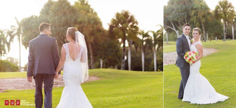 Marco Island Wedding Abby Jim Island Country Club