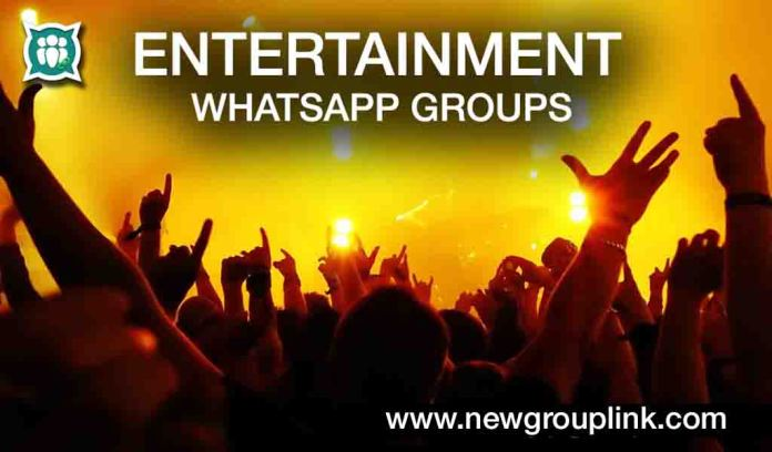 Entertainment WhatsApp Groups