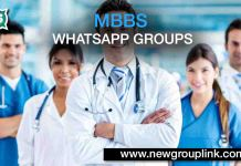 MBBS WhatsApp Groups