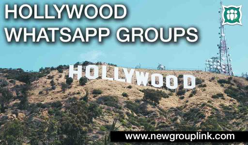 Hollywood WhatsApp Groups Join Links