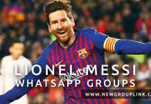 Lionel Messi Fans WhatsApp Groups Links