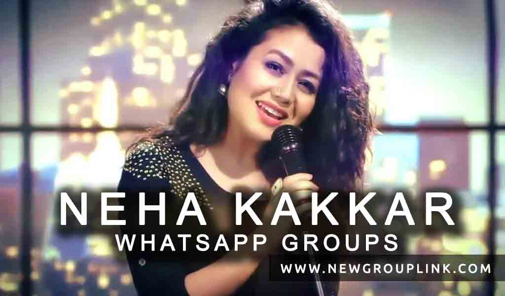 Neha Kakkar WhatsApp Group Links to join