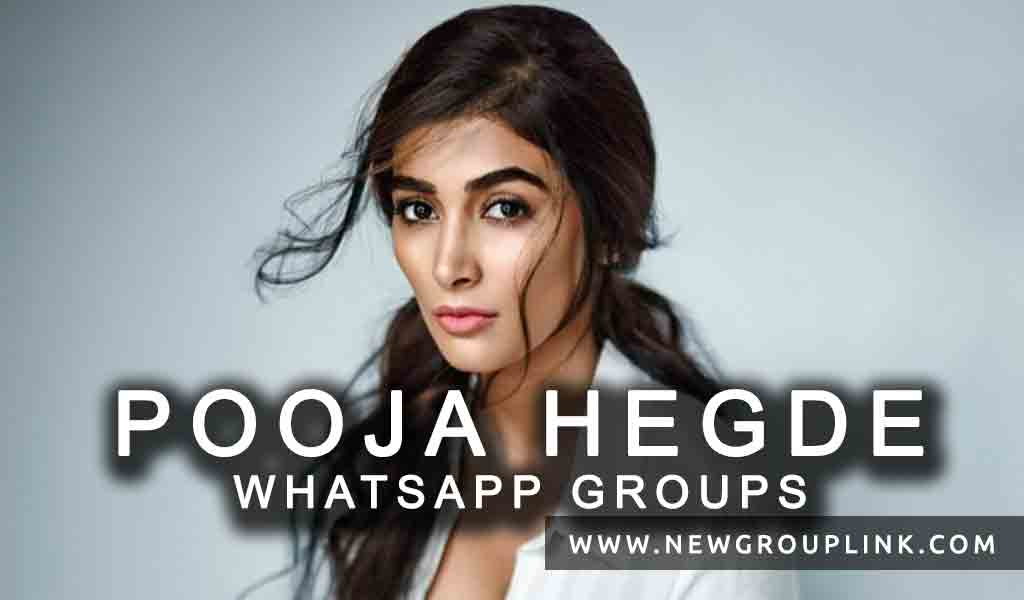 Pooja Hegde WhatsApp Group Links