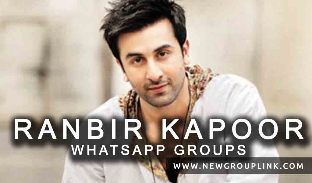 Ranbir Kapoor WhatsApp Group Links to Join