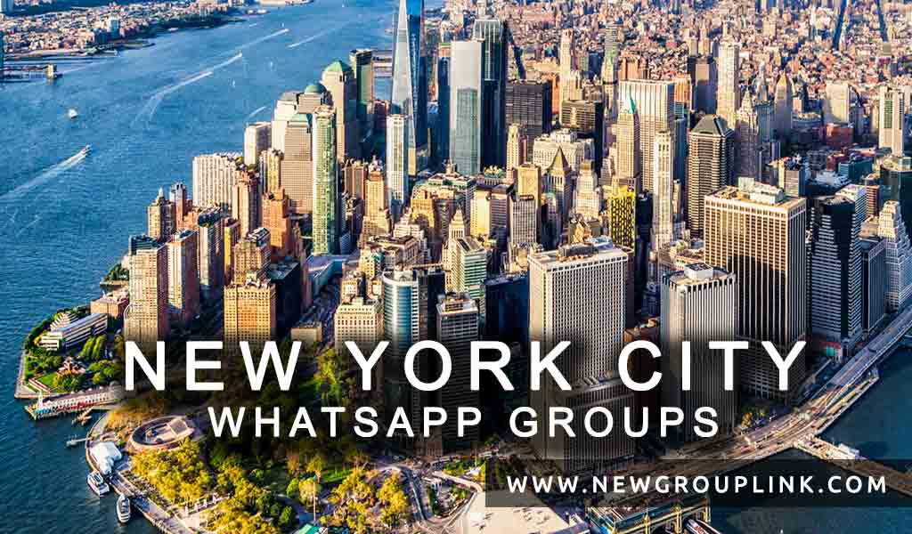 New York WhatsApp Group Links