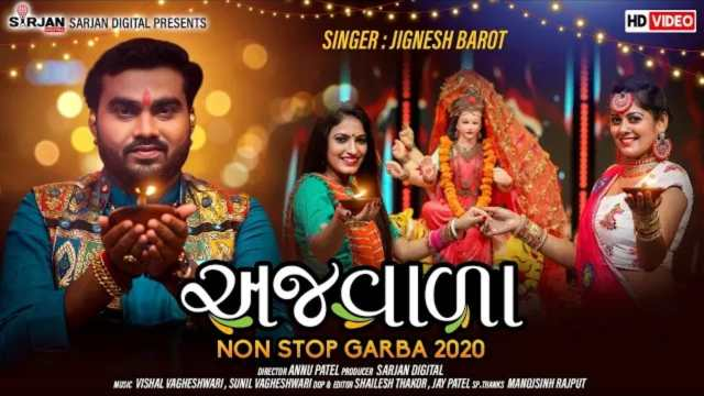 Jignesh Barot nonstop garba