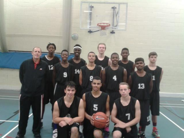 Under 18 Mens with a Thunderous 3rd win