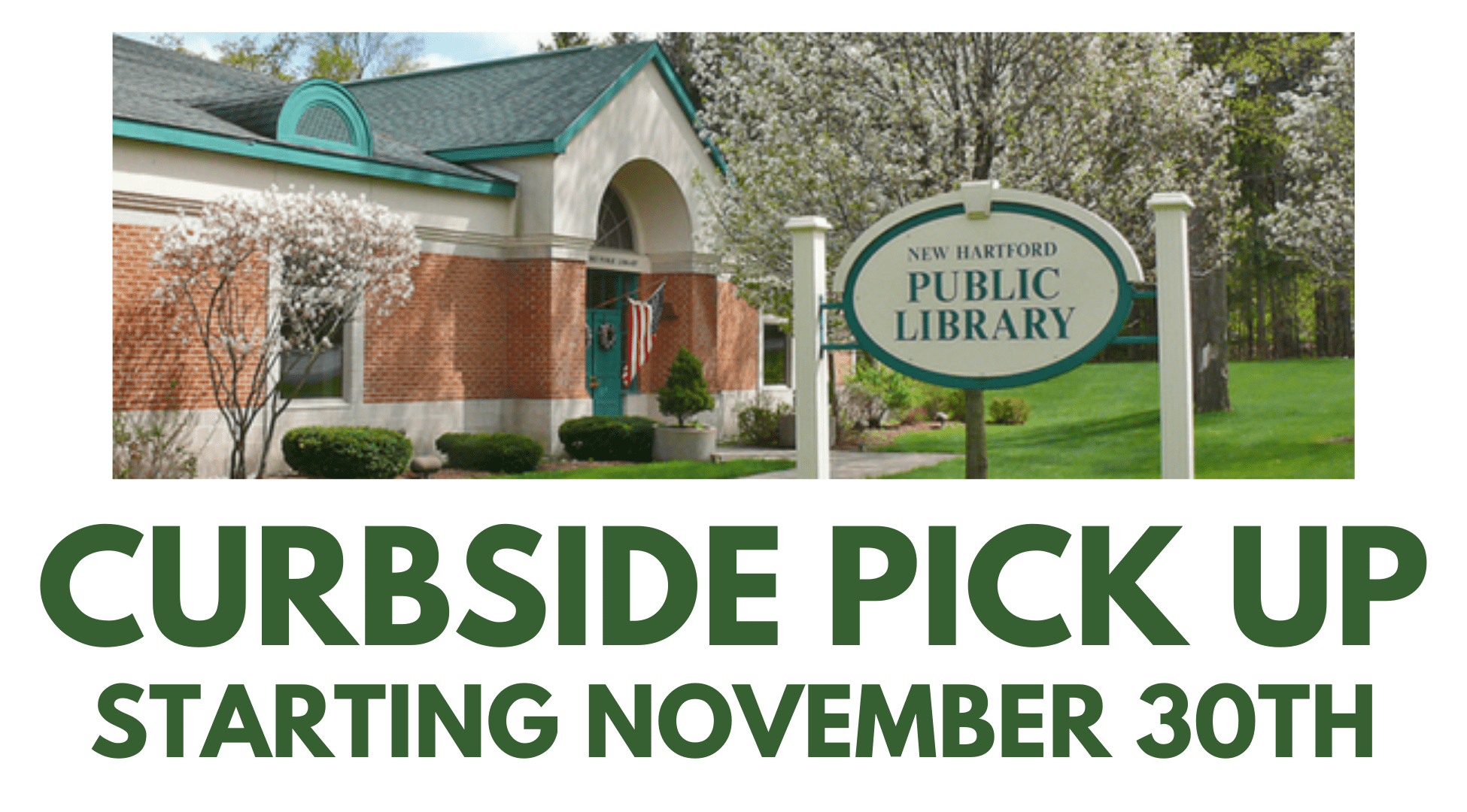 Curbside Pick Up Procedures