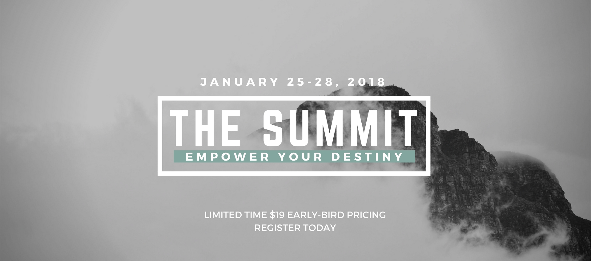 The Summit - Empower Your Destiny