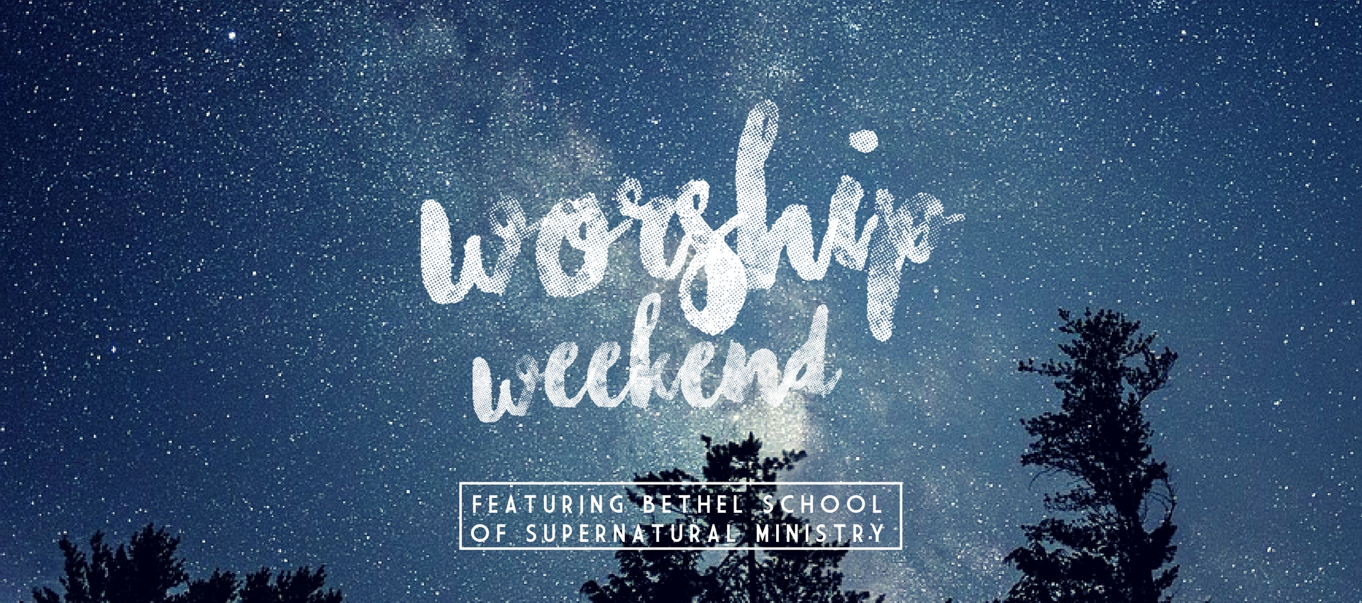 Worship Weekend