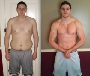 Image result for clenbuterol before and after